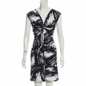 NWOT! Michael Kors Abstract Dress Sz M